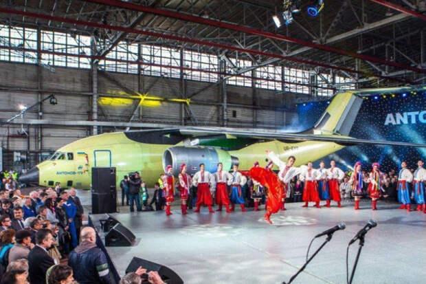 Украинское авиастроение – еще один позор страны
