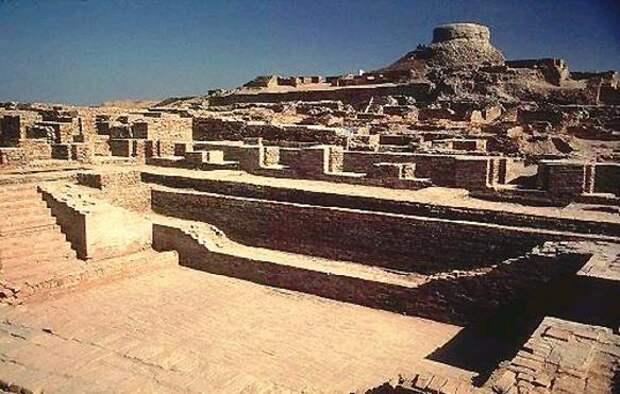 Хараппская культура, веды, санскрит, свастика ...