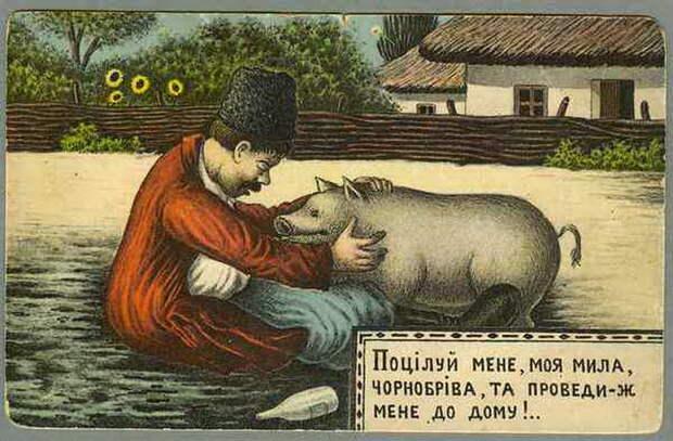Почему у украинцев сало - это культ