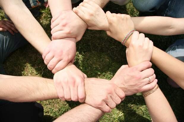 Как сплотить народ и власть...........
