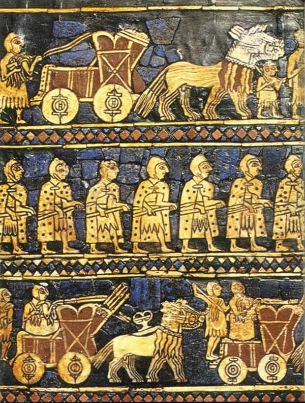 Артефакты: Шумерский список царей