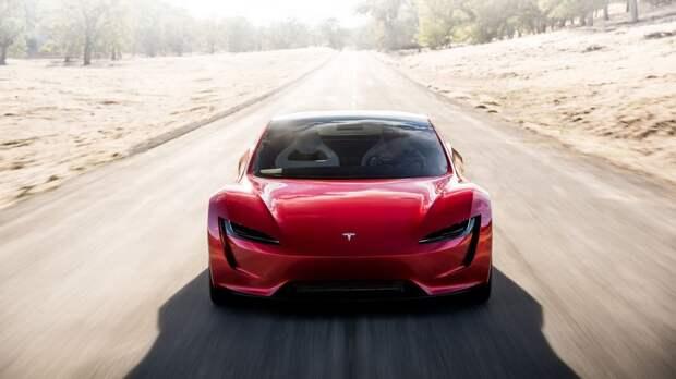 В Калифорнии арестован мужчина, управлявший Tesla с заднего сидения