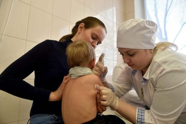 Врач из ЮВАО: зачем ребенку вакцина от ветрянки?