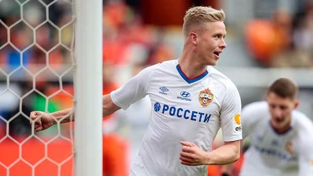 Магнуссон: «ЦСКА был готов продлить контракт со мной. Не думаю, что травма этому помешает»