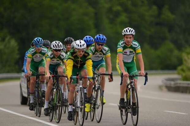 Командная работа. Репортаж «СА» о республиканской школе по велоспорту
