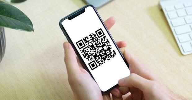 В Омской области введут QR-коды