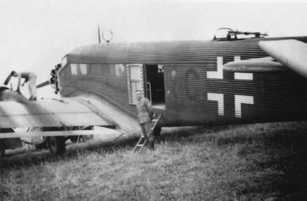 «Матиас Руст Третьего рейха»: почему засекретили прилёт «Юнкерса-52» в Москву