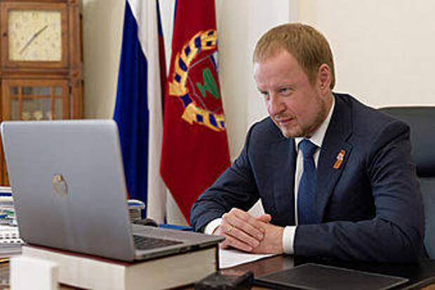 Виктор Томенко поднялся на пять позиций в российском медиарейтинге