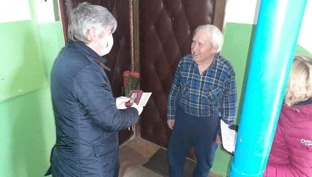 Более 100 юбилейных медалей вручат ветеранам ВОВ в микрорайоне Кузнечики