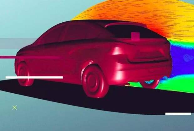 АвтоВАЗ показал несуществующий хэтчбек Lada Vesta