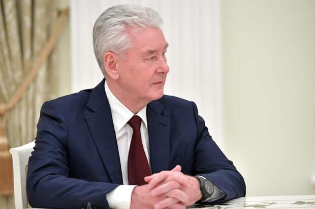 Собянин рассказал об опасном ухудшении ситуации с COVID-19 в Москве