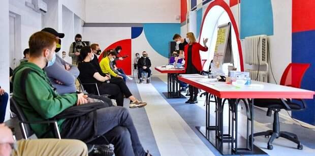 Сергунина: Более 7,4 тыс волонтеров поучаствуют в конкурсе «Доброволец Москвы» Фото: Ю. Иванко mos.ru