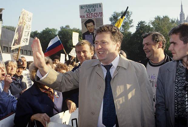 Четверть века назад, в августе 1991 года. ГКЧП.