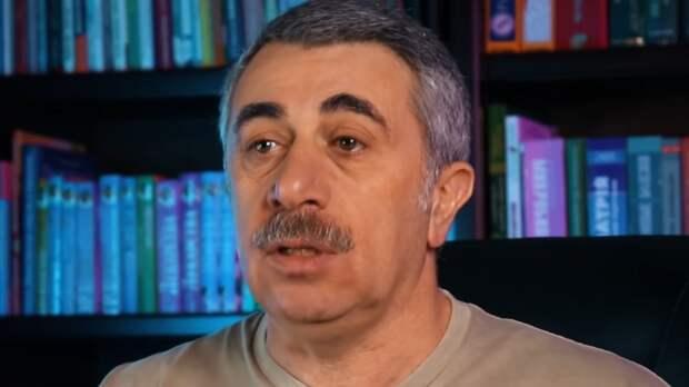 Доктор Комаровский рассказал о пользе сквозняков при профилактике COVID-19
