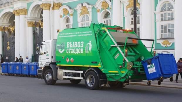 Вывоз отходов сделали бесплатным для ветеранов Великой Отечественной войны