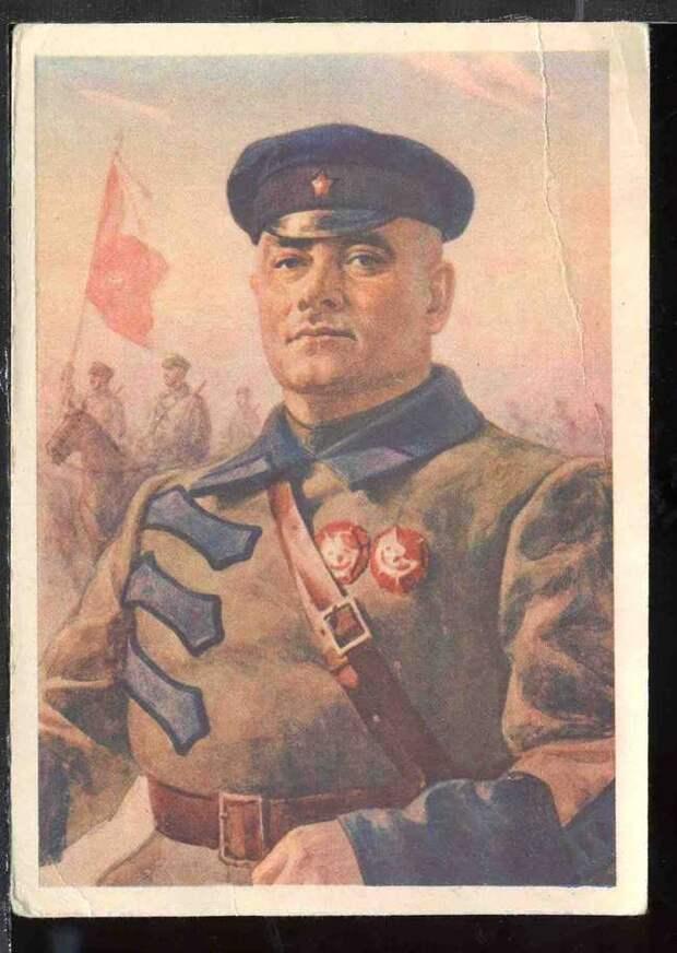 На Украине решили захоронить останки советского военного деятеля Котовского