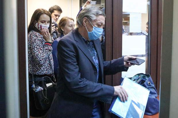 Михаил Ефремов подал кассационную жалобу на приговор