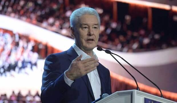 Собянин назвал сроки введения новых ограничений в Москве из-за COVID-19