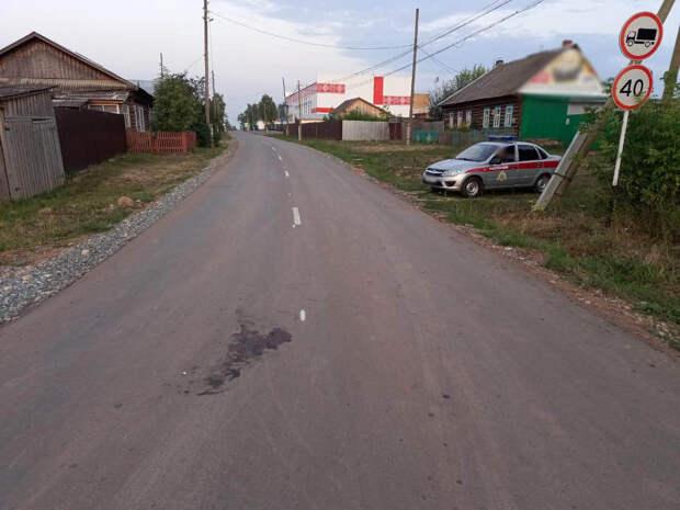 В Грахово задержали водителя, насмерть сбившего пешехода и скрывшегося с места ДТП