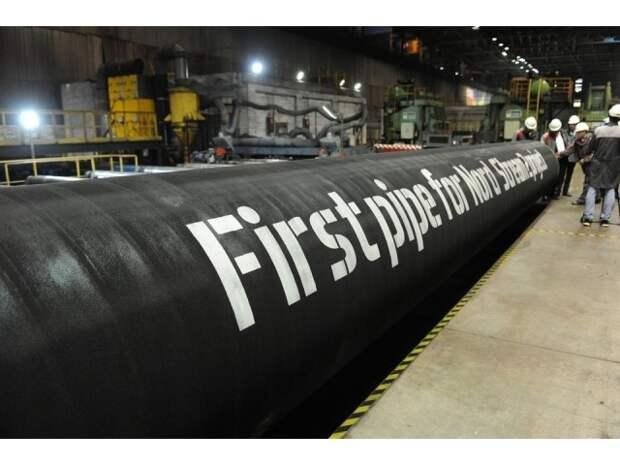 Украина подвергает ЕС и Россию газовому шантажу
