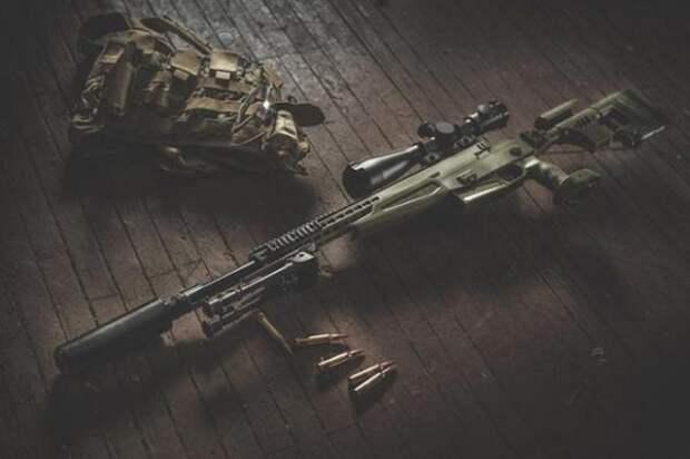 Концерн «Калашников»  показал новые снайперские винтовки