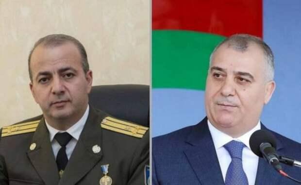Главы спецслужб Армении иАзербайджана провели вторую встречу сначала года