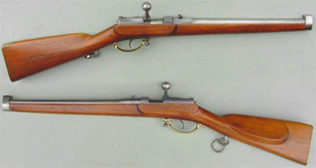 Zündnadelkarabiner M/57