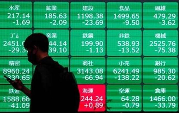 Индексы Японии закрылись в плюсе, несмотря на сокращение ВВП