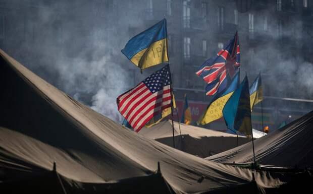 Майдан – война против Украины за интересы США