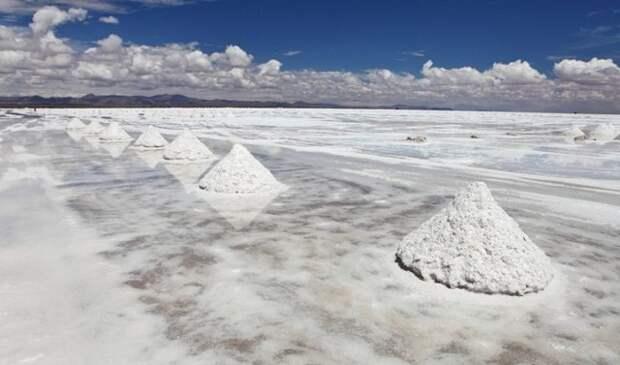 США будут покупать литий не у своих горняков, а за рубежом