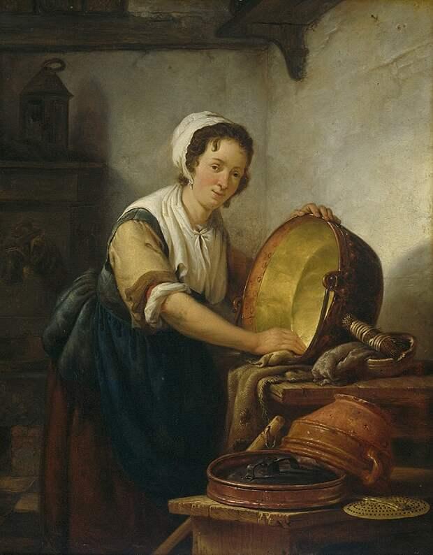 Картина Абрахама ван Стрия.