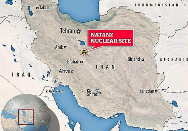 Трампа пока отговорили от нанесении удара по ядерному объекту Ирана