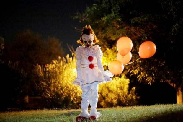 Хэллоуин шагает по планете