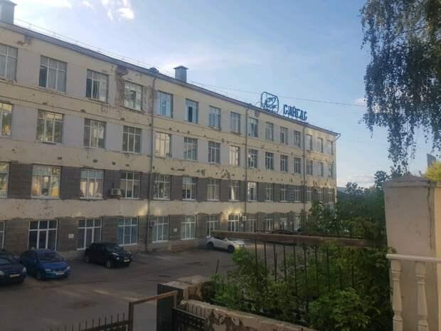 Суд запретил эксплуатацию торгово-офисного центра «Сайгас» в центре Ижевска