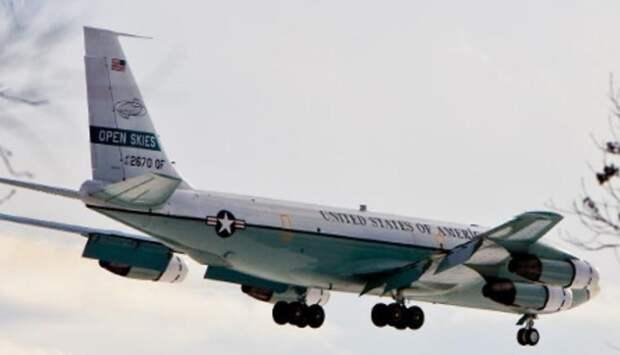 Россия ограничит полеты авиации США по Договору об открытом небе