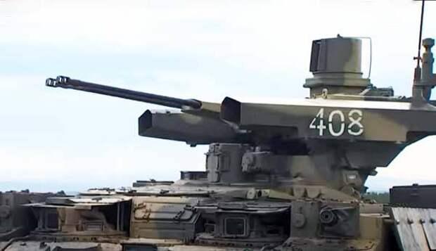 Боевой блок БМПТ «Терминатор»
