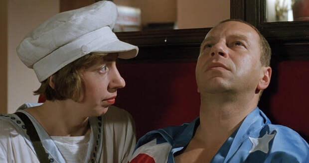 кадр из фильма «Дежа вю», 1989 год