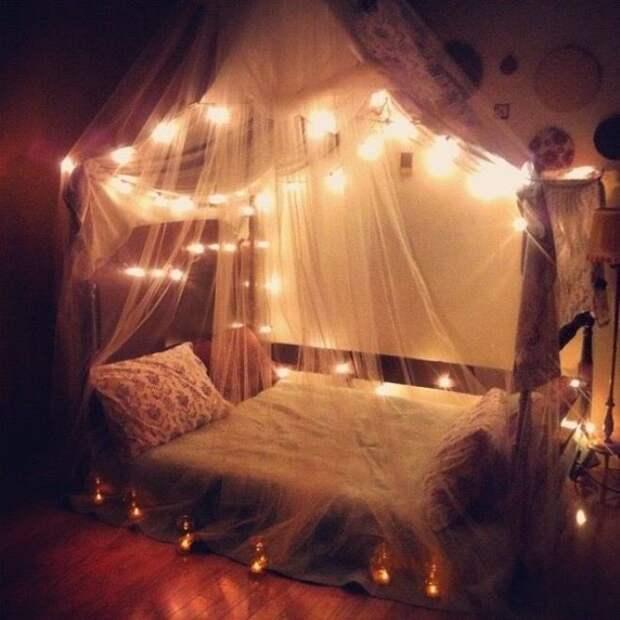 Романтический вечер для любимого в домашних условиях: идеи, фото (29 фото)