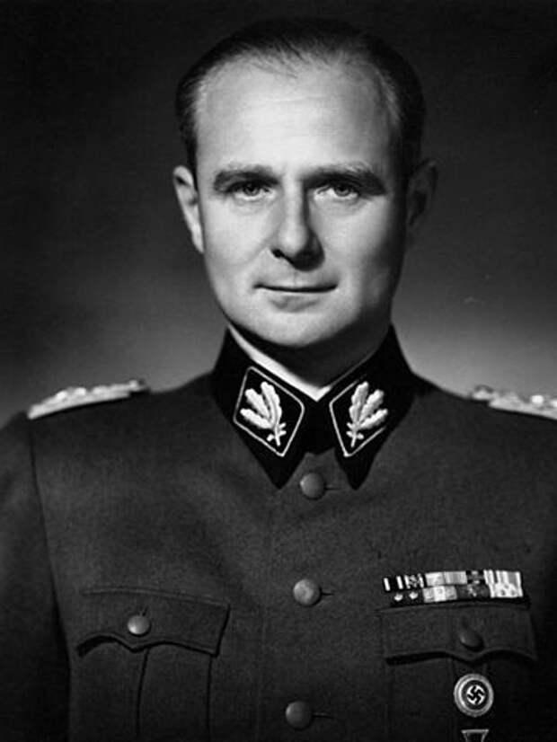 Карл Вольф жил в Баварии до 1984 года
