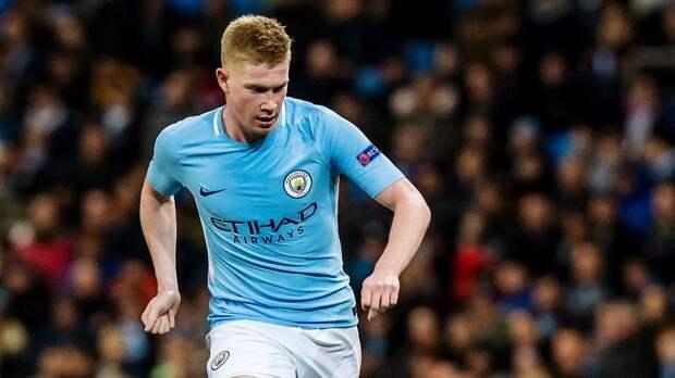 2 поздних гола в ворота «Эвертона» вывели «Манчестер Сити» в полуфинал Кубка Англии