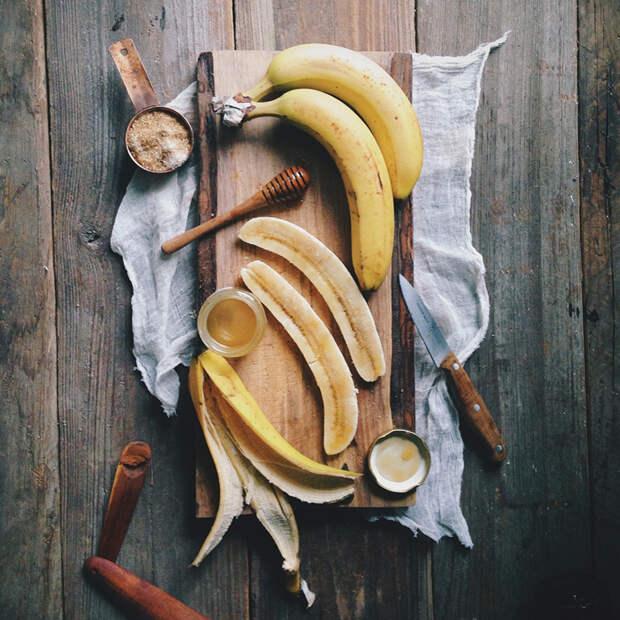 Польза банана и банановой кожуры