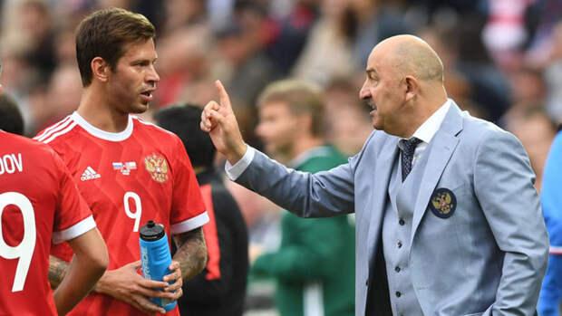 Смолов жестко «наехал» на Черчесова после финала Кубка России