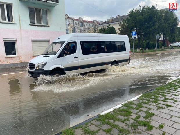 В Керчи временно перестали ходить несколько городских автобусов