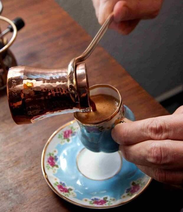 Как сварить идеальный кофе