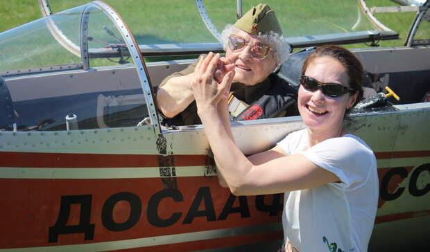99-летняя белгородская «железная бабушка» установила ещё один рекорд