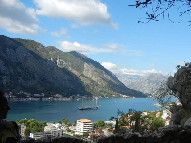 Черногория без туристов