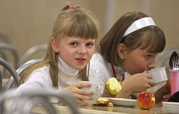 Крыму выделят дополнительные средства на горячее питание в школах