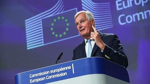 В Евросоюзе засомневались в заключении соглашения с Британией по Brexit