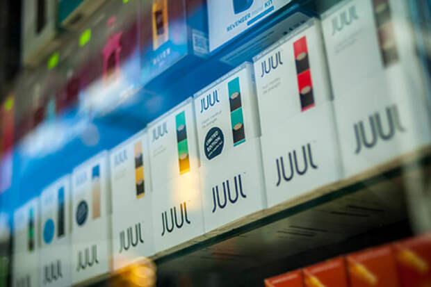 Производитель электронных сигарет отказался от работы в России