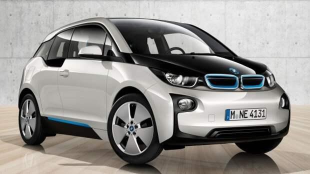 BMW готов поделиться технологиями литий-ионных батарей с конкурентами
